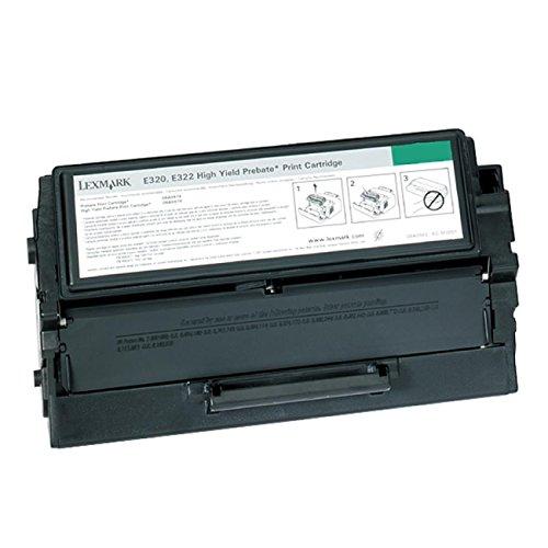 (Lexmark High Yield Return Program Toner Cartridge for US Government, 6000 Yield (GSA0478))