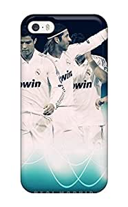 New Arrival Premium 5/5s Case Cover For Iphone (real Madrid Players)