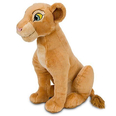 The Lion King Adult Nala Plush -- 16''