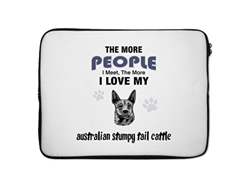 Style in Print AUSTRALIAN STUMPY TAIL CATTLE DOG more peo...