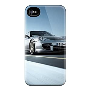 New Fashion Premium Tpu Case Cover For Iphone 4/4s - 911 Gt2 Rs 2011