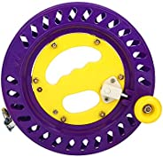 Fishing Kite Line Spool, Plastic Wheel Reel Grip Winder Holder Tool Accessory 22cm