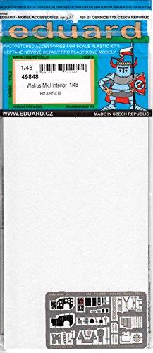 Eduard Accessories 49848Odelmaking Accessory Walrus Mk I Interior For Airfix