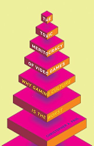 Chris Paul Game - The Toxic Meritocracy of Video Games: Why Gaming Culture Is the Worst