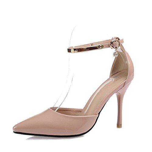 homme / femme nouveau de nouveau femme loft talon Madame banquet des chaussures sandales cheville a indiqué xzl-a0039,9cm la hauteur du talon, 40 divers styles de chaussures rb25048 qualité stable respirable 45e174