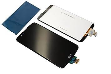 LG K10 K420N LCD Display Screen Glas Front Modul: Amazon.de ...