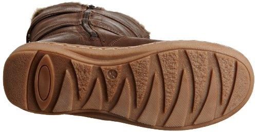 Lotus Sard - Botas de cuero para mujer Marrón (Brown)