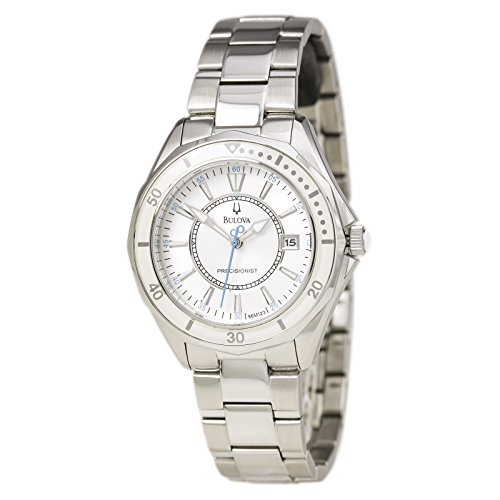 Bulova Women's 96M123 WINTER PARK Classic round bracelet Watch