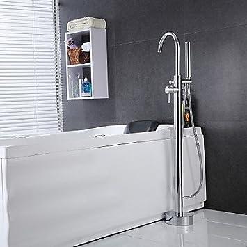 Badewanne Faucetbathtub Wasserhahn Modernes Variohandbrause