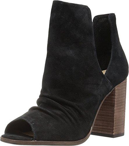 Chinese Laundry Kristin Cavallari Womens Lash Ankle Bootie  Black Suede  7 5 M Us
