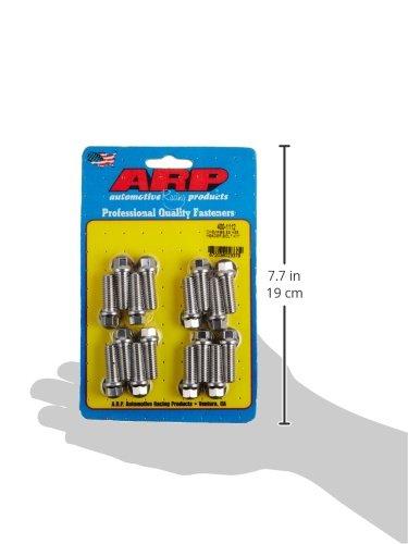 Pack of 16 ARP 4001110 Stainless 300 Hex Header Bolt Kit