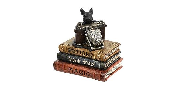 Darice Halloween Potion Book Decor 7 X 7 25 Inches Amazon Ca Home Kitchen