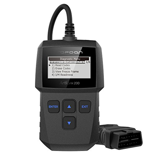 TT Topdon OBD2 Scanner Car Code Reader TOPDON AL200 with Auto Check Engine Light CAN OBDII Diagnostic Scan Tool