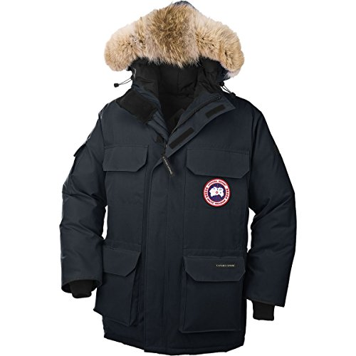 Canada Goose Expedition Down Parka - Men's Ink Blue, M (Mens Canada Goose Langford compare prices)