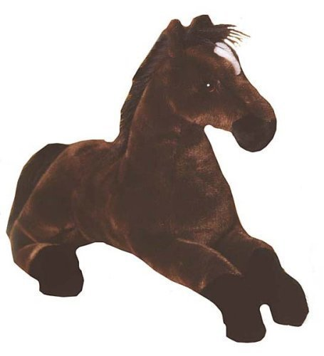 Douglas Zoe The Bay Horse Plush Stuffed Animal