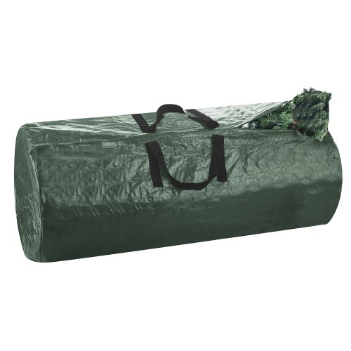 Elf Stor 30-Inch-by-60-Inch Christmas Tree Storage Bag, Green