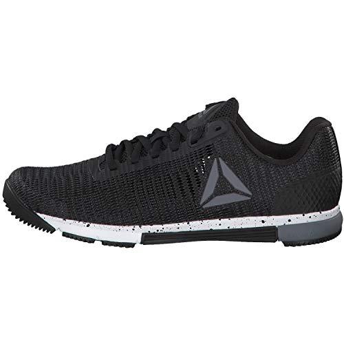 Femme Fitness Tr Reebok Speed Chaussures Flexweave Noir De 7CzFwqY