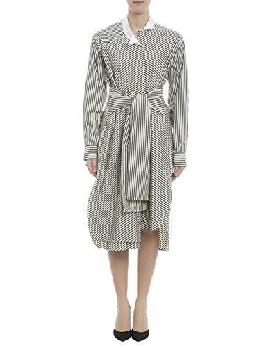 loewe-womens-s2176100fa2101-white-black-cotton-dress