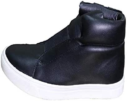 SEERA Black Athletic Boot For Women