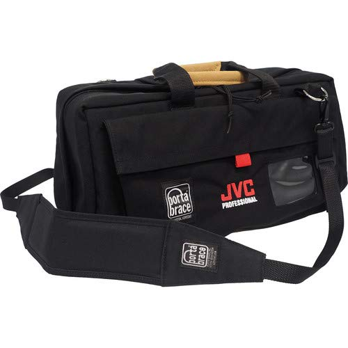 (JVC Soft Carry Case for GY-HM100, HM200, and HM600 Series Camcorders)