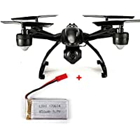 Dazhong JXD 6 axis gyro 5.8G FPV Drone with 2.0MP HD Real-time Aerial Camera, High Hold Mode &Headless Mode &One Key Return RC Quadcopter And Extra Battery