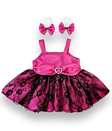 build a bear prom dress - 4
