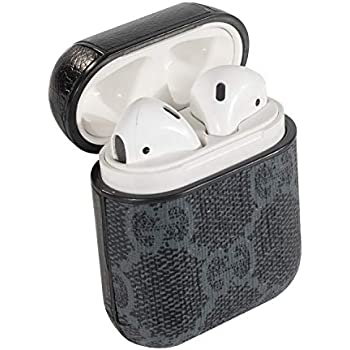 Amazon.com: AirPods PU Leather Designer Case, Protective