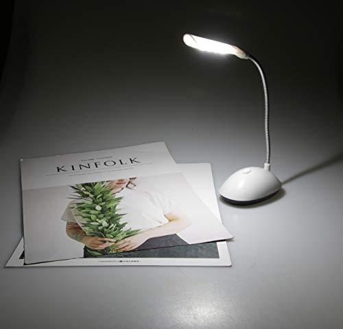 Linfei Lámpara De Mesa Led Lámpara Plegable Plegable Para La ...