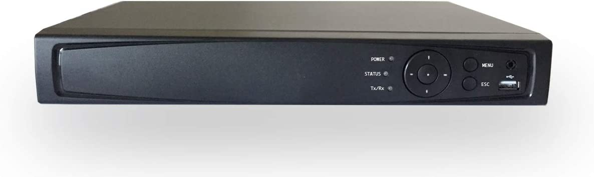 SVD 1080P 16-Channel Security System DVR with 1TB Hard Drive