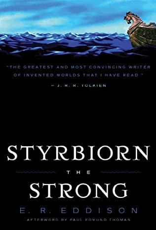 book cover of Styrbiorn the Strong