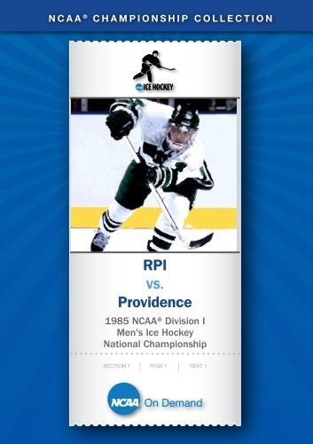 1985 NCAA(r) Division I Men's Ice Hockey National Championship - RPI vs. Providence