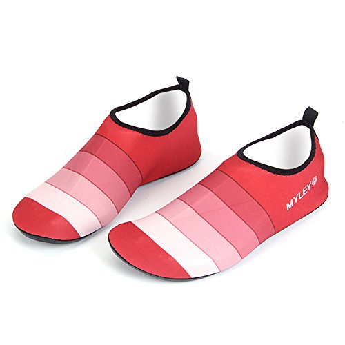 Ragdoll50 Shoes Diving Women Outdoor Underwater Water Surfing Sport Use Red Couple Shoes Shoes Men Beach Swimming rrI5TRwx
