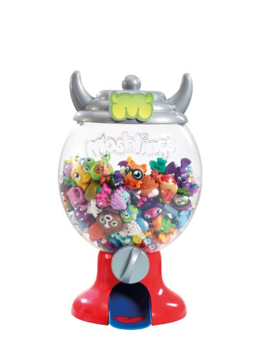 Moshi Monsters Gumball Machine *INCLUDES EXCLUSIVE MOSHLING*