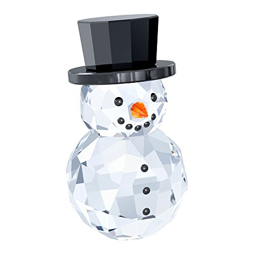 - Swarovski 2015 Snowman With Hat