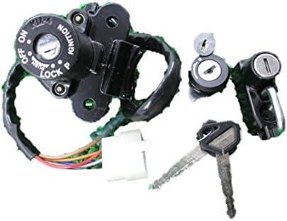 新品 カワサキ 純正 バイク 部品 ZX-6R キーシリンダーセット 純正 27004-5478