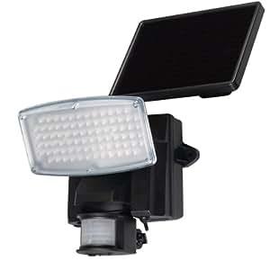 Ranex RA-5000261 - Foco solar LED para paredes, con sensor de movimiento