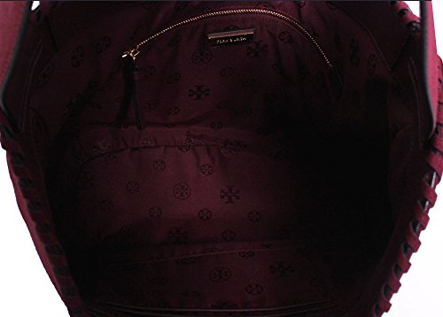 Port One Marion Suede Women's Tory Size Bag Hobo Burch RqUx1F