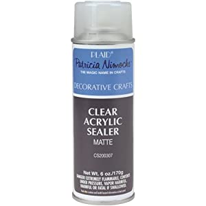 Clear Sealant For Crafting