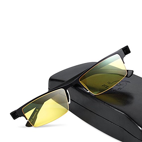 191370b6014 â ï¸ KLIM Optics Blue Light Blocking Glasses - High protection for screen - Blue  Blocker Gaming ...