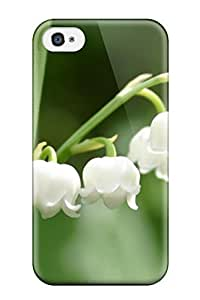 TYH - Awesome Case Coveriphone 4/4s Defender Case Cover(flower) phone case