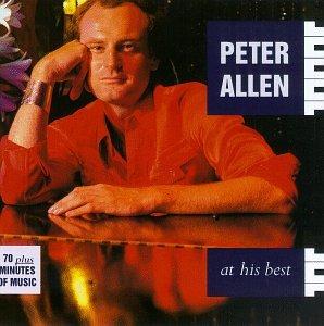 Peter Allen - At His Best (1993) [FLAC] Download