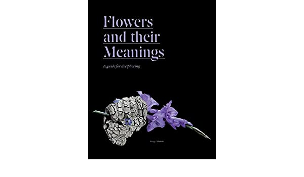 flowers and their meanings book