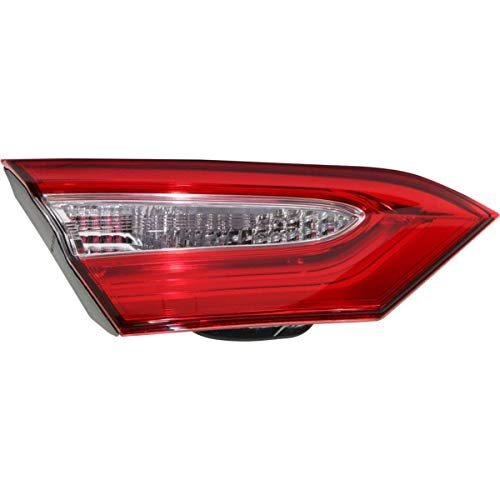 - New Left Driver Side Tail Lamp Assembly For 2018 Toyota Camry, Inner, L/LE Models, North America Built TO2802140 8159006620