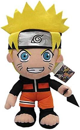 changshuo Juguete de Peluche 30cm Anime Naruto Uzumaki Naruto Plush Doll Toy Cute Uzumaki Naruto Plush Stuffed Toys Soft Toy para Niños Regalos para Niños