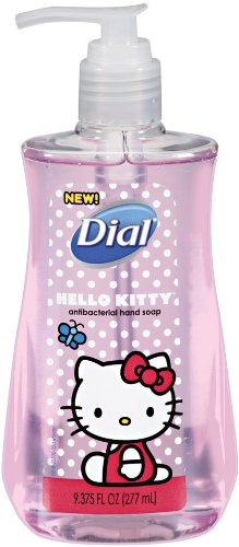 Amazon.com : Dial Body Wash, Hello Kitty, 16 Ounce : Bath