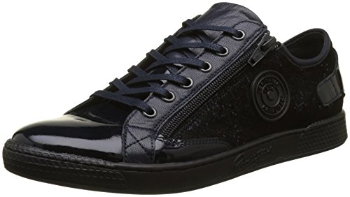 Pataugas Blue Low Jester Navy Women's FrqE7txwF