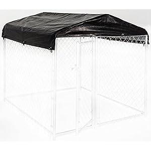 Weatherguard Kennel Frame & Cover Set 23