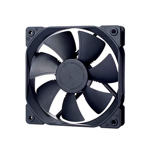 Build My PC, PC Builder, Fractal Design FD-FAN-DYN-X2-GP12-BK