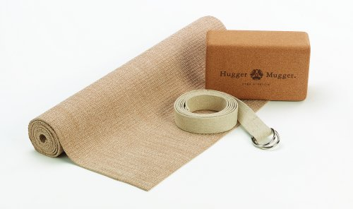 US Hugger Mugger Eco Yoga Kit