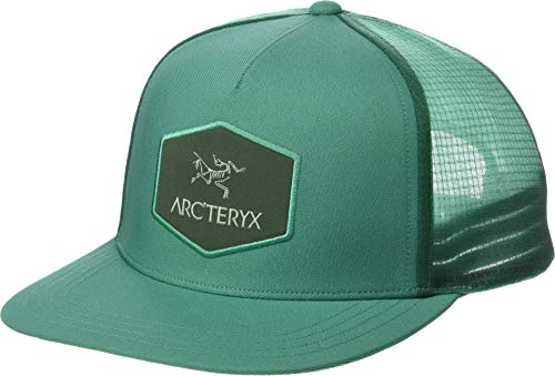 (Arc'teryx Unisex Hexagonal Trucker Hat Levitate One Size)